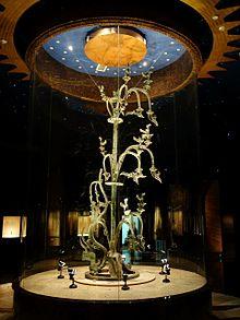Ⅰ号大型青铜神树