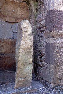 Ogham-stone